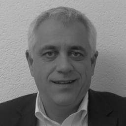 Portrait des Geschäftsführers Markus Fuchs